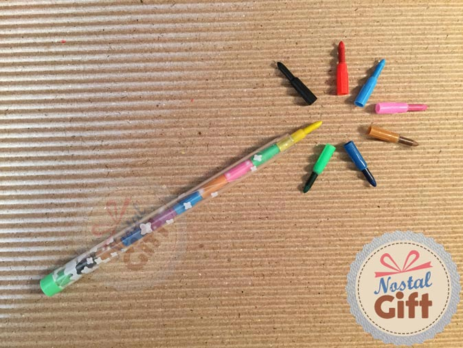 crayon-pousse-mine-multicolore