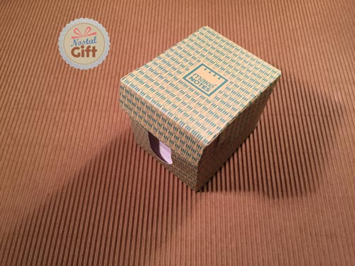 bloc papier r tro ann es 70 vert d eau nostalgift retombez en enfance tous les mois. Black Bedroom Furniture Sets. Home Design Ideas