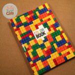 Cahier A5 – Briques Lego color