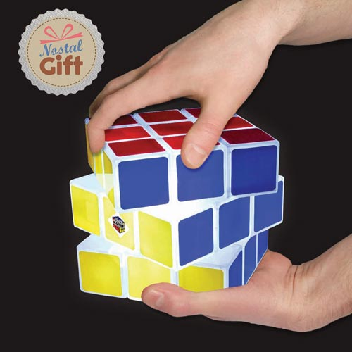 Lampe - Rubiks Cube