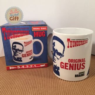 Mug génie original – Les sentinelles de l'air (Alias Thunderbird)