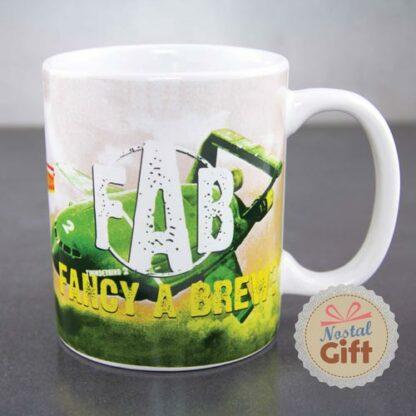 Mug«Fancy a brew» - Les sentinelles de l'air (Alias Thunderbird)