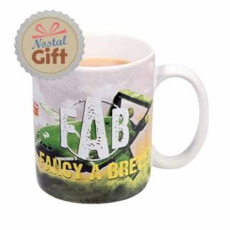 Mug « Fancy a brew » - Les sentinelles de l'air (Alias Thunderbird)