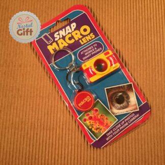 Lentilles Macro pour téléphone portable