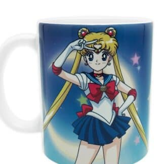 Mug Sailor Moon – Sailor guerrière