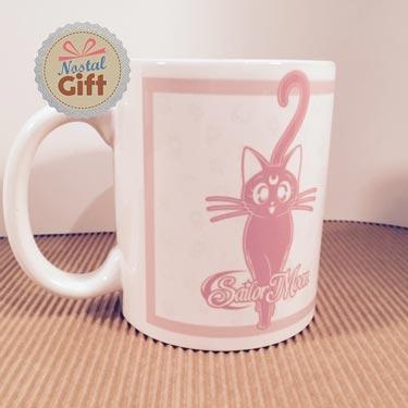 Mug Sailor Moon  et Luna