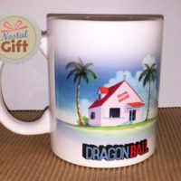 Mug Dragon Ball – Maison de Tortue Géniale