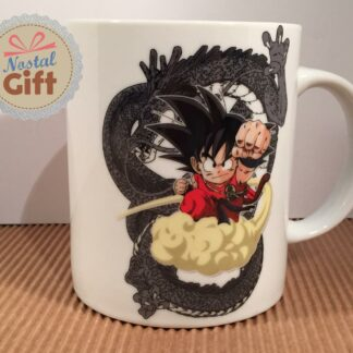 Mug Dragon Ball – Dragon Shenron et Sangoku
