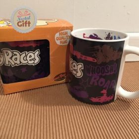 Mug Hanna Barbera – Les Fous du Volant