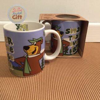Mug Hanna Barbera – Yogi l'ours
