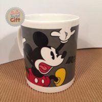 Mug Mickey vintage gris