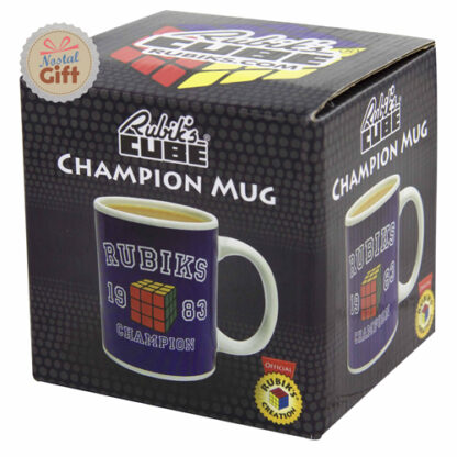 Mug Rubik's Cube – Champion du monde