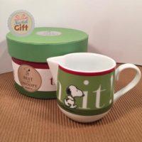 Pichet à lait – Snoopy