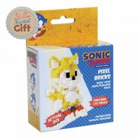 Pixel Brick Tail de Sonic