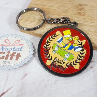 Porte clef Bart Simpson