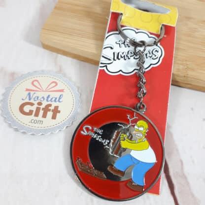 Porte clef Homer Simpson