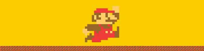 Mario-retro-8bit