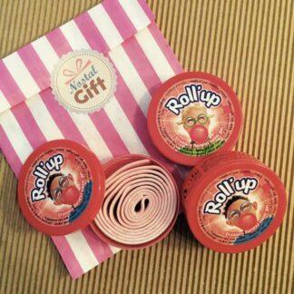 Fizzy rolls - Bonbons dextrose x 10