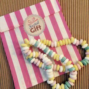 Collier bonbons