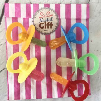 Sucette sifflet - Melody Pops x2