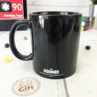 "Mug Les Goonies pirate "" Goonies never say die """