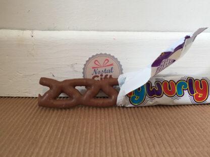 Curly Wurly fourré de Caramel ou Mousquetaires x2