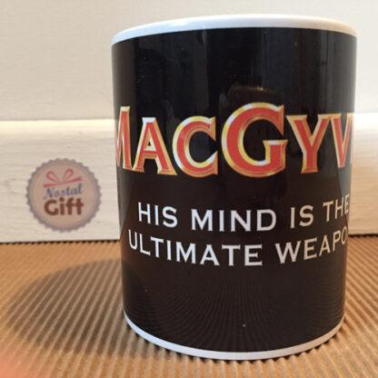 Mug McGyver