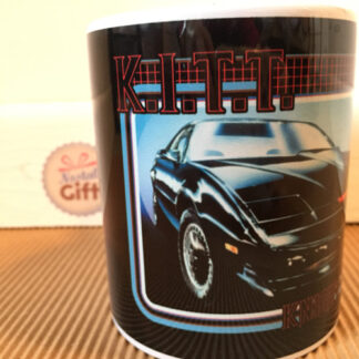 Mug K2000 - Knight Rider