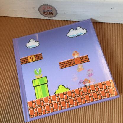 Cahier lenticulaire - Super Mario Bros
