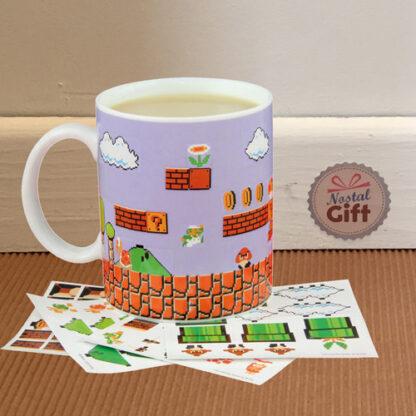 Mug  Super Mario Bros - Créez votre niveau