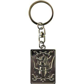"""Chevaliers du zodiaque - porte clés """"Emblème Dragon"""""""