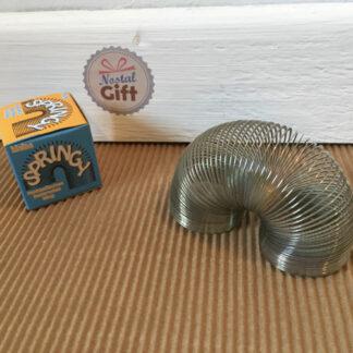 Mini Ondamania (Slinky) en métal