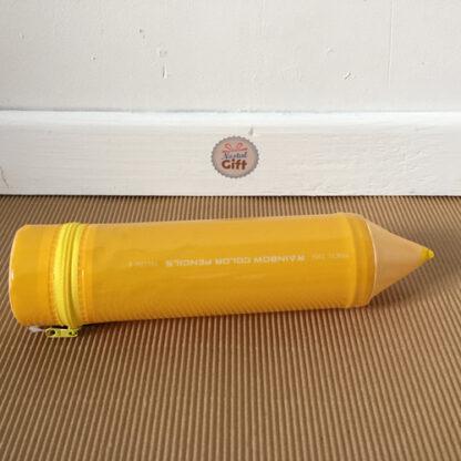 Trousse Fluo en forme de crayon