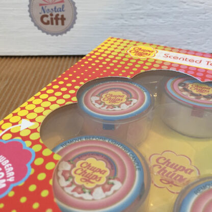 Chupa-Chups Bougies parfumées (Par 5)