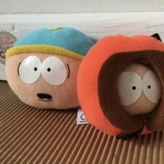 South Park - Aimant - tête de Kenny et Cartman (lot de 2)