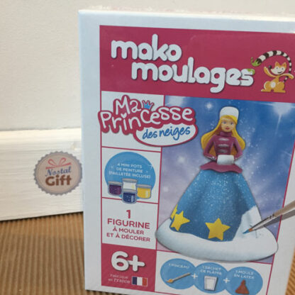 Mako moulages recharge
