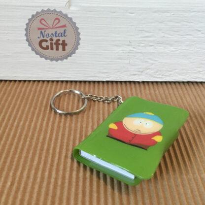 South park - Porte clef - mini cahier Cartman