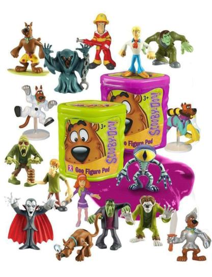 Scooby-doo / Scoubidou - Slime avec personnage