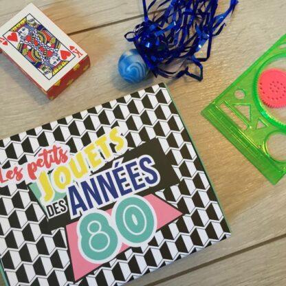 """Coffret cadeau - """"Les petits jouets des années 80"""""""