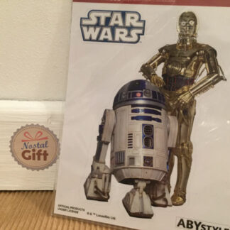"Star Wars - stickers ""R2D2 C3P0"""