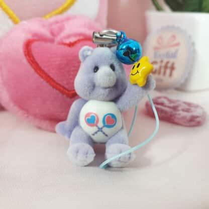 Breloque Bisounours - mini figurine