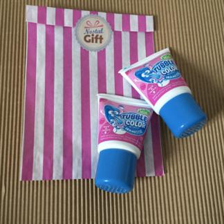 Tubble gum - Chewing gum en tube x 2 goût cerise