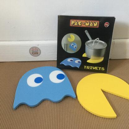 Dessous de plat Pac Man x 2
