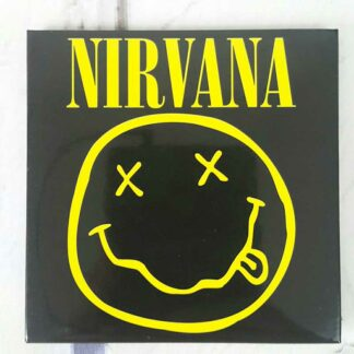 Aimant de frigo Nirvana – Smiley