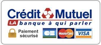 Paiement sécurisé Crédit Mutuel-CIC