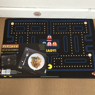 Set de table Pac Man x 2