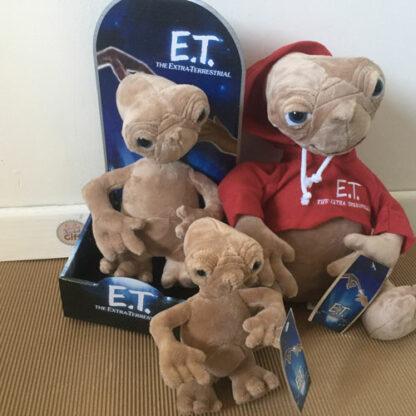 E.T l'extraterrestre - Peluche 15 cm
