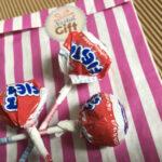Kojak - Sucette avec chewing-gum - goût cola x3
