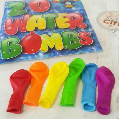 Bombe à eau