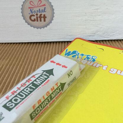 Chewing-gum arroseur